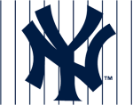New York Yankees Pinstripes Logo