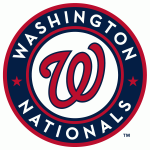 One Of The Washington Nationals' Many Logos