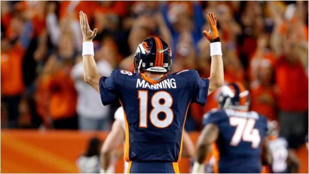 Peyton Manning, Touchdown...Again