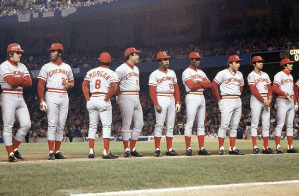 The 1976 Cincinnati Reds: Only Team With An Undefeated Postseason In The Playoffs Era