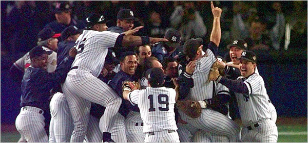 The 1996 New York Yankees Were The Last Team To Come Back From 2-0 To Win The World Series