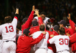 The Boston Red Sox Are The Only Team To Come Back From 3-0 In Baseball History. They Beat The New York Yankees.