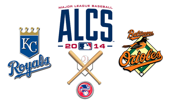 The Kansas City Royals And Baltimore Orioles Are Looking To Reach The World Series After A Long Absence