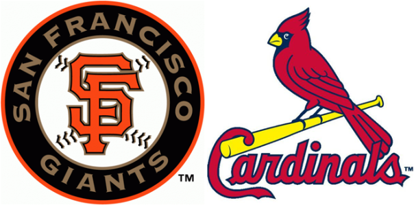 The San Francisco Giants (2010, 2012) And St. Louis Cardinals (2011, 2013) Have Won The Past Four NLCS. This Season Will Make Five.