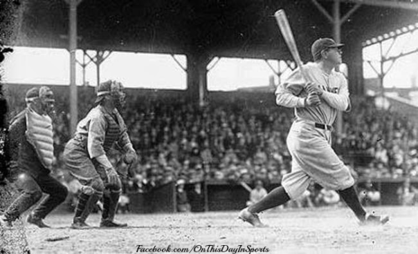 The Sultan Of World Series Swat, Babe Ruth, Hit Three Home Runs In A World Series Game Twice