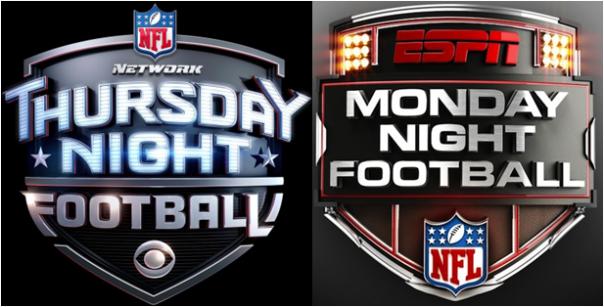 Thursday Night Football vs. Monday Night Football