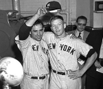 Yogi Berra And Mickey Mantle