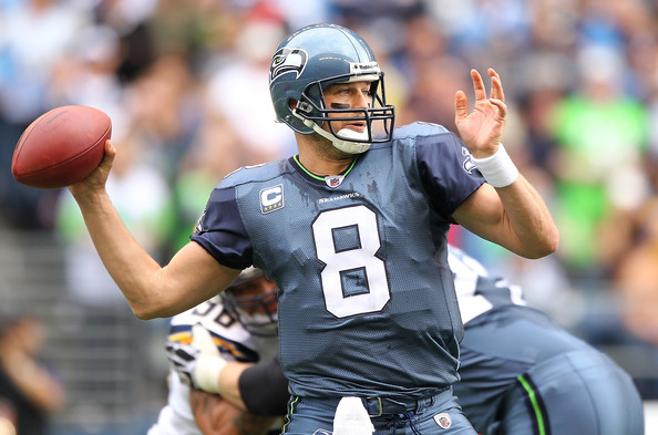 Matt Hasselbeck Steered The 2010 Seattle Seahawks To A 7-9 Record...And The Postseason