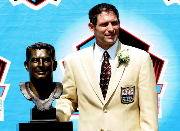 Steve Young, The Only Left-Handed Quarterback In The Hall Of Fame