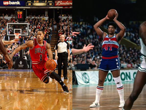 Derrick Rose And Wes Unseld Both Won The NBA MVP At The Age Of 22