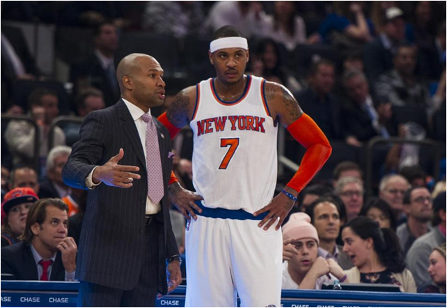 New york knicks and every nba team's longest losing streak (all-time