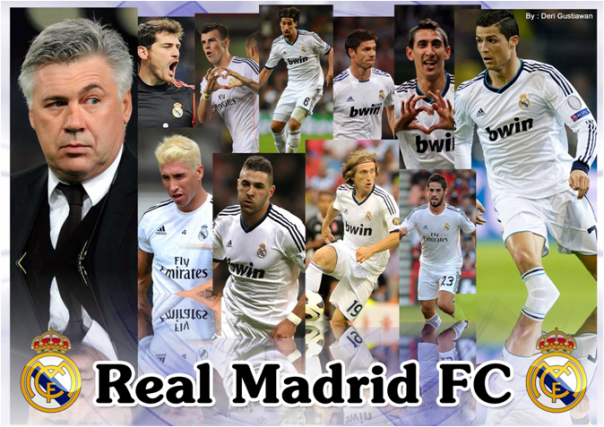 The Richest Football Club In 2013-14, Real Madrid (Again)