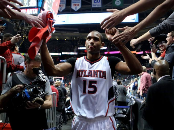 Al Horford Helped Lead The No-Household-Names Atlanta Hawks To 19 Wins In A Row
