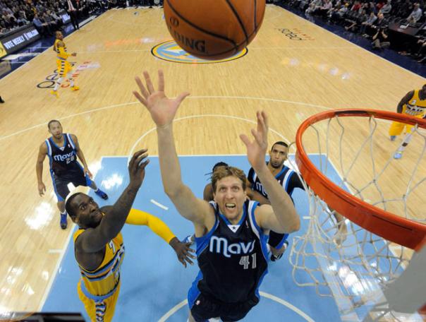 Dirk Nowitzki: The Next 10,000 Point-10,000 Rebound Player