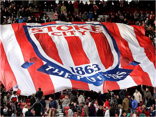 The Stoke City Potters Have Been Around Over 150 Years