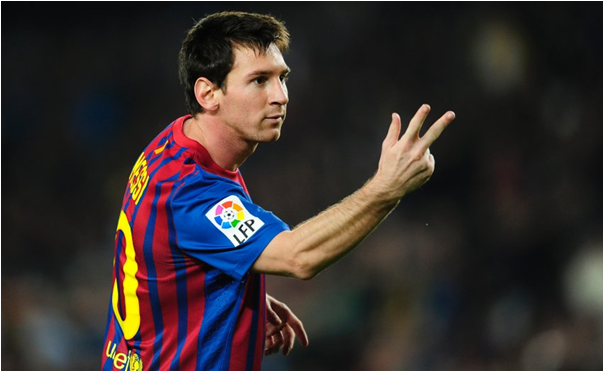 Lionel Messi Is Now La Liga's All-Time Hat Trick Leader