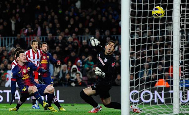 Lionel Messi Scores (Again)