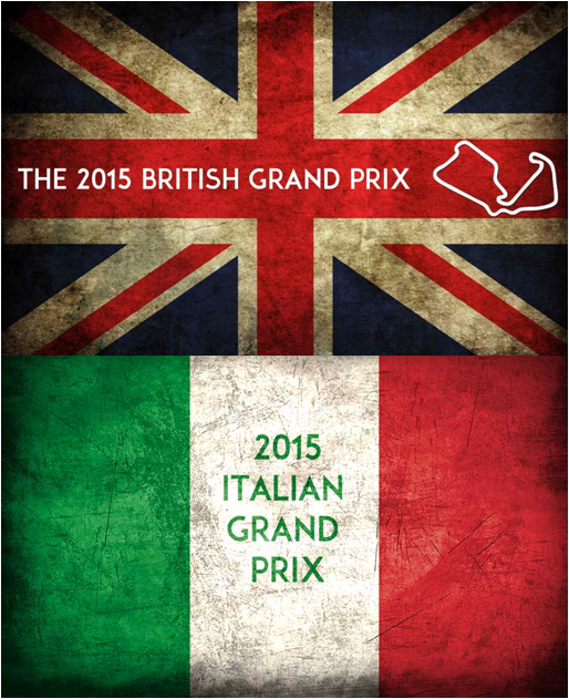 The British Grand Prix And Italian Grand Prix Have Run In Every Single Year Of Formula One