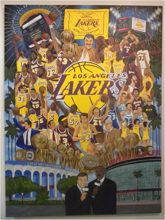 The Los Angeles Lakers (And Minneapolis!) Have The Best Playoff W-L Record Of All
