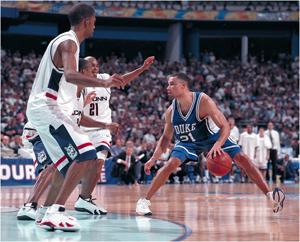 Duke Lost Its Last (And Sixth) NCAA Championship Game In 1999 To The Connecticut Huskies