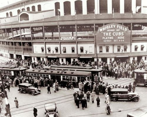 The 1935 Chicago Cubs Made It To The World Series (Against The Detroit Tigers) On The Heels Of A 21-Game September Winning Streak