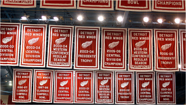 The Best Playoff Team In Hockey: The Detroit Red Wings