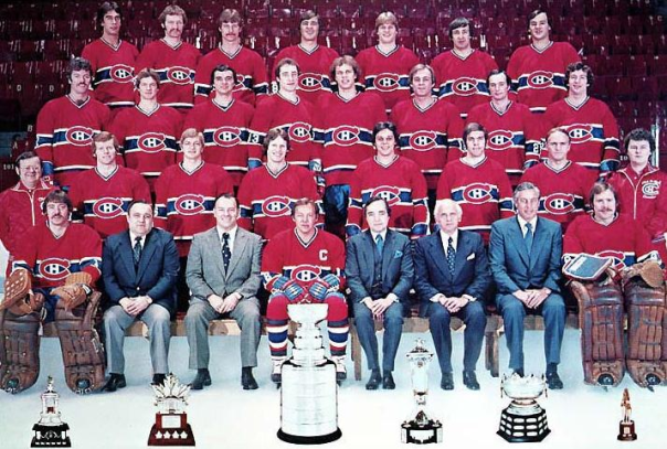 The Montreal Canadiens Last Led The NHL In Points In 1977-78