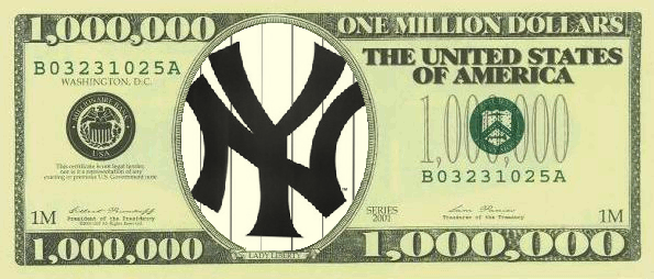 The New York Yankees Are The Richest Team In Baseball (As Usual)