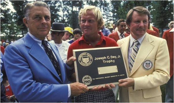 Jack Nicklaus Won The First Players Championship In 1974