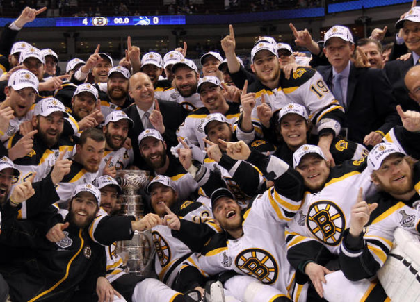 The 2010-11 Boston Bruins Were The Last Team To Come Back From Down Three Games To Two In The Stanley Cup Playoffs Finals