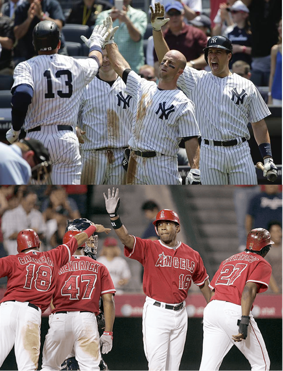 Alex Rodriguez And Garret Anderson Are The Only Players With 10 RBI In A Game Since 2000