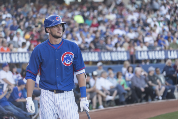 Rookie Kris Bryant, Owner Of 2015's Most Popular Baseball Jersey