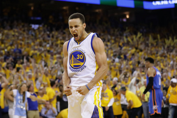 Stephen Curry and the 2016 Golden State Warriors are the First to Come Back From 3-1 Down in the Western Conference Finals